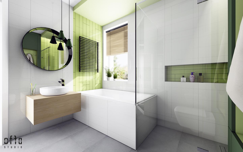łazienka projekt 1