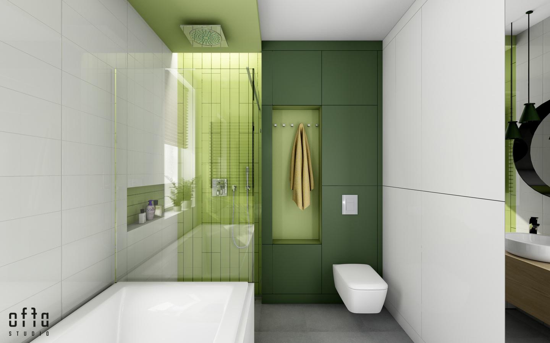 łazienka projekt 2