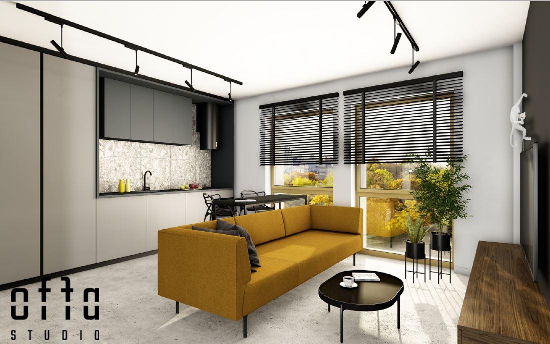 Kuchnia + Salon